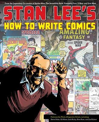 Stan Lee's How to Write Comics Cover