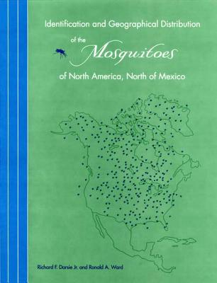 Identification and Geographical Distribution of the Mosquitoes of North America, North of Mexico Cover Image
