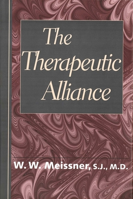 Cover for The Therapeutic Alliance