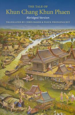 Image result for the tale of khun chang khun paen cover