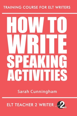 How To Write Speaking Activities Cover Image