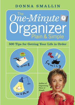 The One-Minute Organizer Plain & Simple Cover
