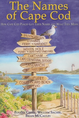 The Names of Cape Cod Cover Image