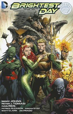 Brightest Day, Volume Two Cover