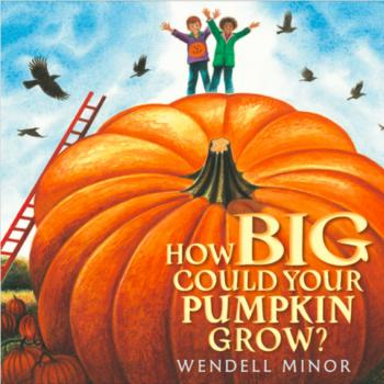 How Big Could Your Pumpkin Grow? Cover