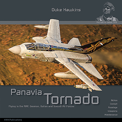Panavia Tornado: Aircraft in Detail Cover Image