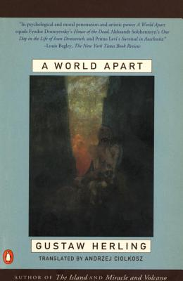 A World Apart Cover
