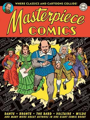 Masterpiece Comics Cover
