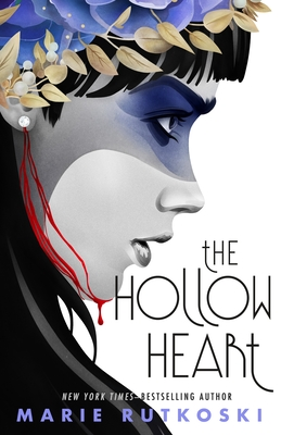 The Hollow Heart (Forgotten Gods #2) Cover Image