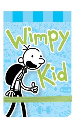 Diary of a Wimpy Kid Greg Mini Journal Cover Image