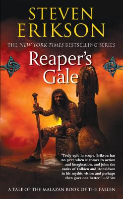 Reaper's Gale: Book Seven of The Malazan Book of the Fallen Cover Image