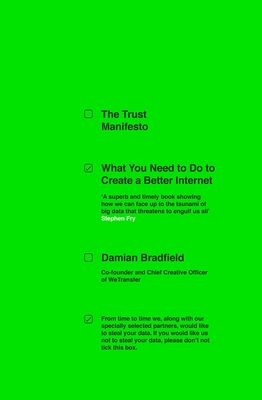 Cover for The Trust Manifesto