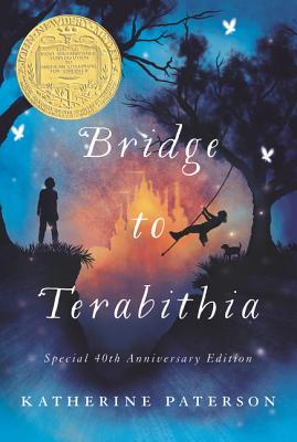 Bridge to Terabithia 40th Anniversary Edition Cover Image