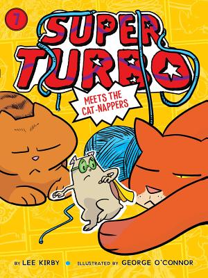 Cover for Super Turbo Meets the Cat-Nappers