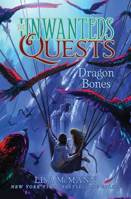 Dragon Bones (The Unwanteds Quests #2) Cover Image