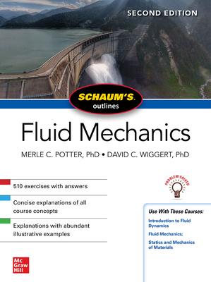 Schaum's Outline of Fluid Mechanics, Second Edition Cover Image