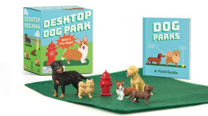 Desktop Dog Park (Miniature Editions) Cover Image
