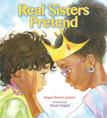 Cover for Real Sisters Pretend