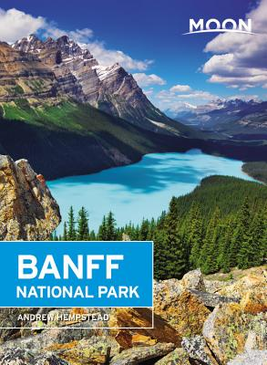 Moon Banff National Park (Travel Guide) Cover Image