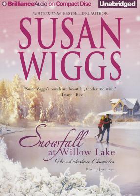 Snowfall at Willow Lake (Lakeshore Chronicles #4) Cover Image