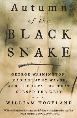 Autumn of the Black Snake cover image