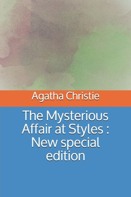 The Mysterious Affair at Styles: New special edition Cover Image