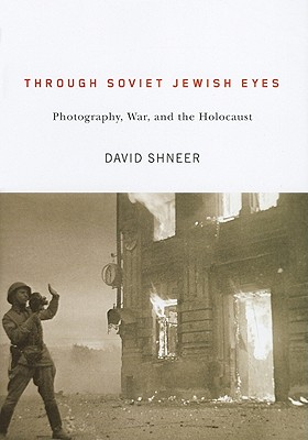 Cover for Through Soviet Jewish Eyes