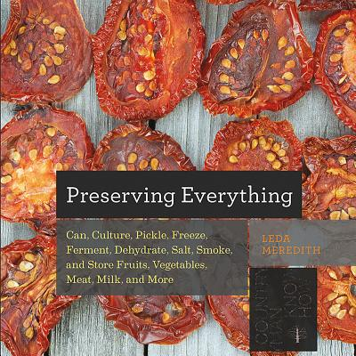 Cover for Preserving Everything