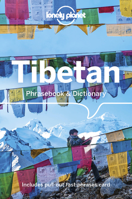 Lonely Planet Tibetan Phrasebook & Dictionary 6 Cover Image