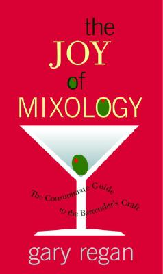 The Joy of Mixology Cover