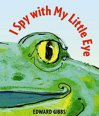 I Spy with My Little Eye Cover