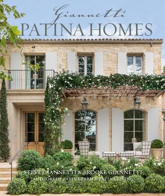 Patina Homes Cover Image