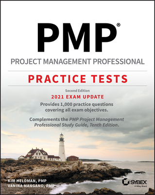 Pmp Project Management Professional Practice Tests: 2021 Exam Update Cover Image