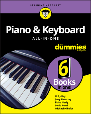 Piano & Keyboard All-In-One for Dummies Cover Image