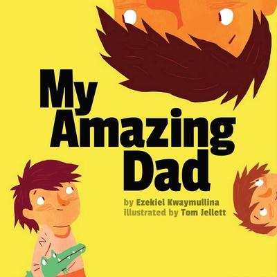 Cover for My Amazing Dad