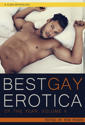 Best Gay Erotica of the Year, Volume 4 Cover Image