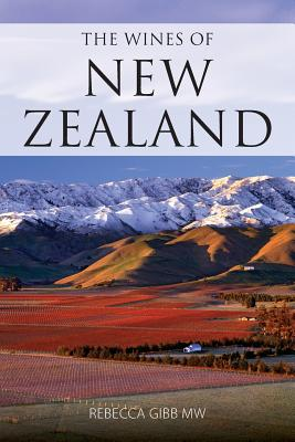 The wines of New Zealand (Classic Wine Library) Cover Image