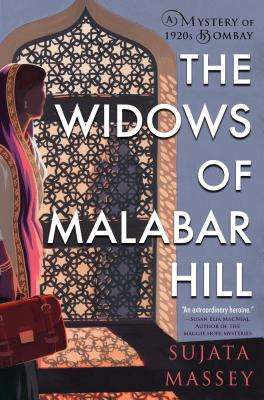 The Widows of Malabar Hill (Mystery of 1920's Bombay) Cover Image