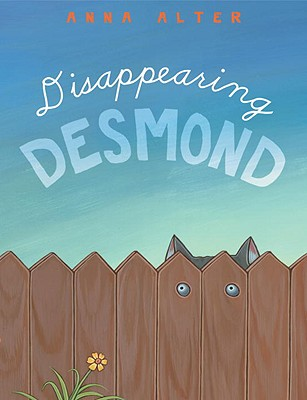 Disappearing Desmond Cover
