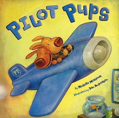 Pilot Pups Cover