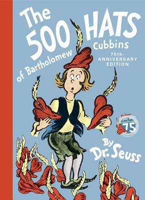 The 500 Hats of Bartholomew Cubbins Cover