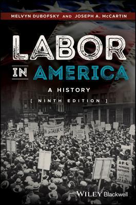 Labor in America, 9e C Cover Image