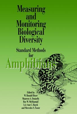 Measuring and Monitoring Biological Diversity: Standard Methods for Amphibians Cover Image