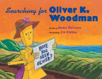 Searching for Oliver K. Woodman Cover