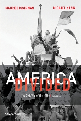 America Divided: The Civil War of the 1960s Cover Image