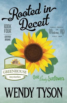 Rooted in Deceit (Greenhouse Mystery #4) Cover Image
