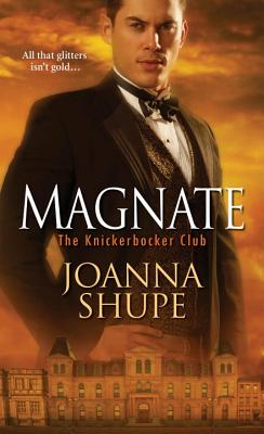 Cover for Magnate (The Knickerbocker Club #1)