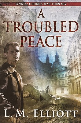 A Troubled Peace Cover Image