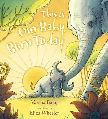 This Is Our Baby, Born Today Cover Image