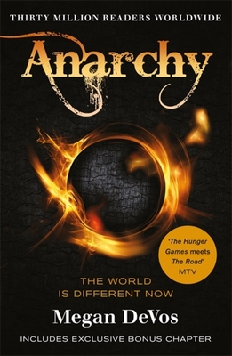 Anarchy: The Hunger Games for a new generation Cover Image